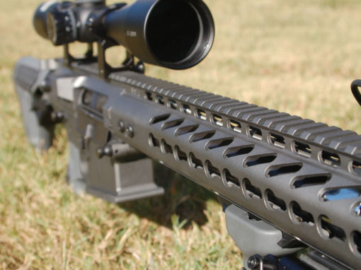 Custom Build – 308 Tactical Rifle