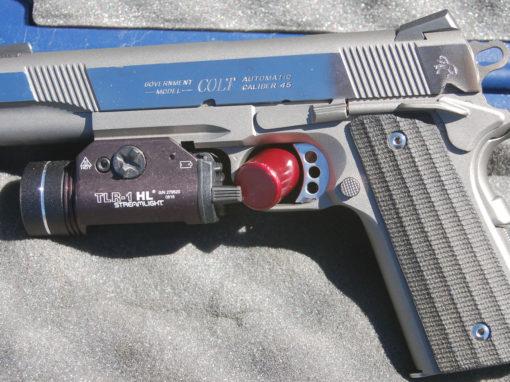 1911 Colt Rail Gun