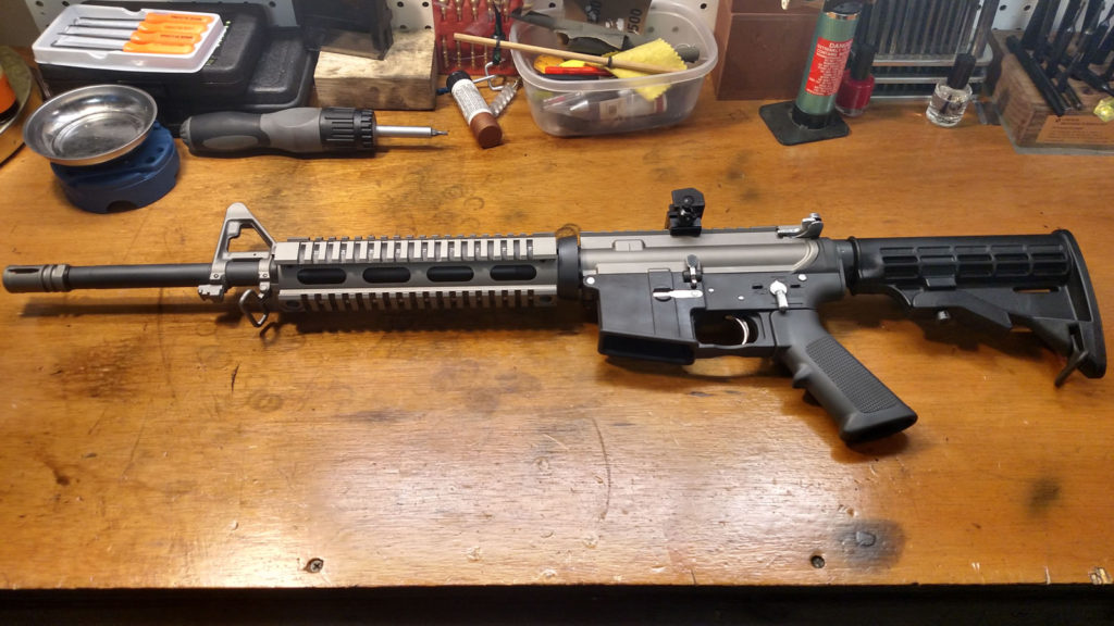 New Frontier Armory AR15 | Grizzly Guns