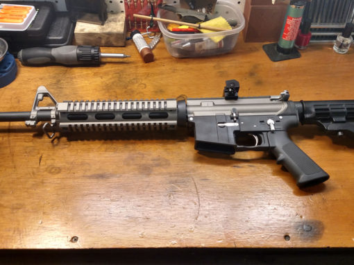 New Frontier Armory AR15