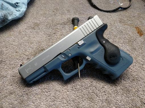 Glock 19 – Crimson Trace