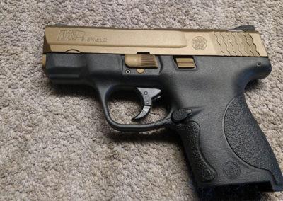 S&W Shield 9