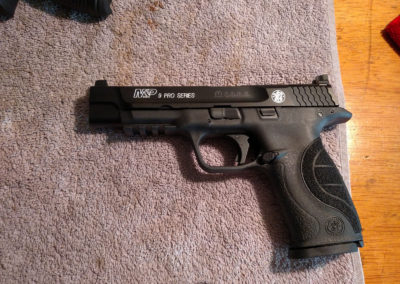 Smith & Wesson M&P 9 Pro