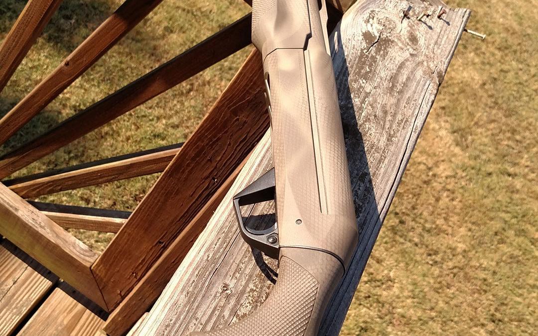 Remington Versa Max Camo