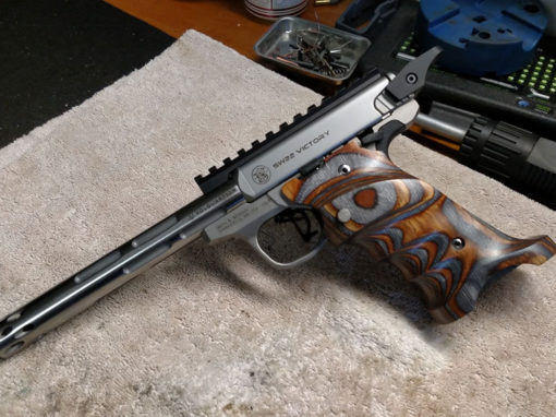 Custom build: Smith & Wesson Victory 22LR