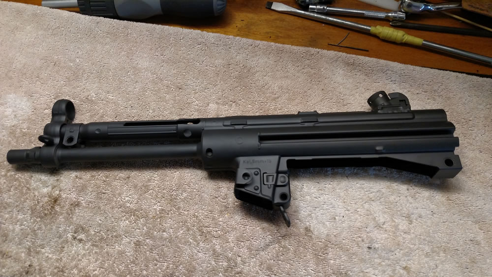 Full Auto Sub-Gun Restorations