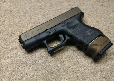 Glock Extension matching frame