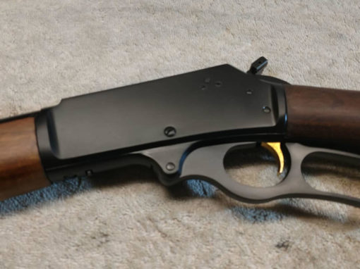 Marlin 35 Wood and Metal Restoration